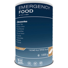 Trek'n Eat Emergency Food Can 1000g Lemon Tea